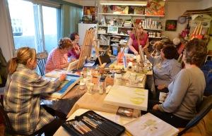 Atelier - workshop - avril 2013