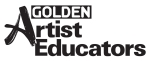 Carmen Ouellette, Certifiée Golden Artist Educators